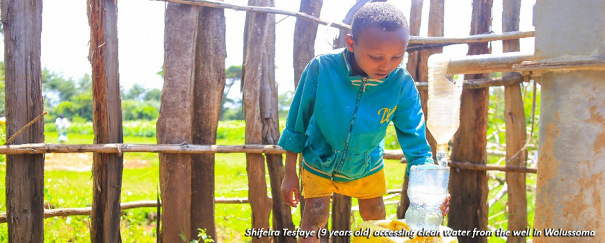 Clean Safe Water   Children In Crossfire