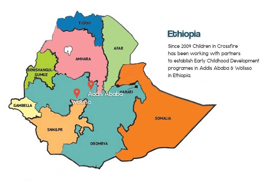 Our Programmes in Ethiopia | Children in Crossfire