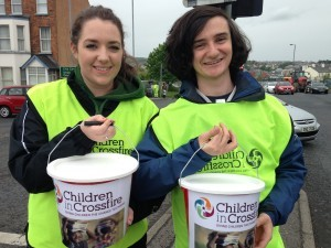 Raise Awareness For Charity | Children In Crossfire