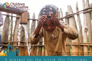 Fresh Water Gift   Children in Crossfire