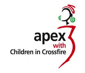 Apex With Children In Crossfire | Children In Crossfire