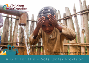 World Water Day | Children In Crossfire