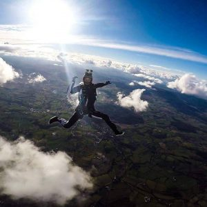 Skydive For Charity | Children In Crossfire