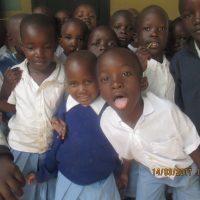 Children At Ilemela Pre-Primary School, Tanzania | Children In Crossfire