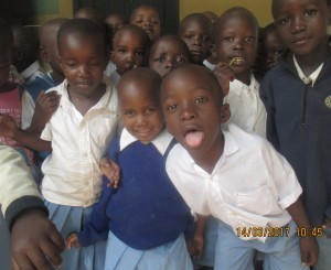 Children At Ilemela Pre-Primary School, Tanzania | Children In Crossfire