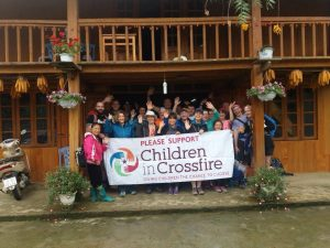 Vietnam trek | Children In Crossfire
