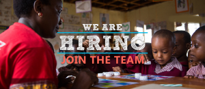 Hiring Staff | Children in Crossfire