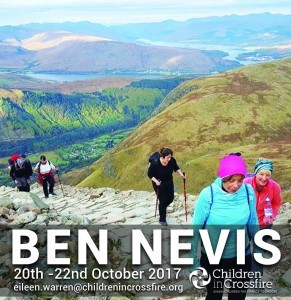 Ben Nevis Climb 2017 | Children In Crossfire