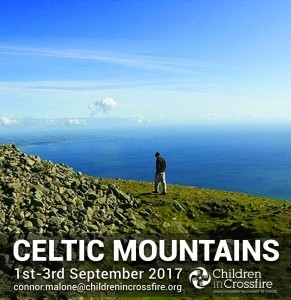 Celtic Mountain Challenge | Children In Crossfire