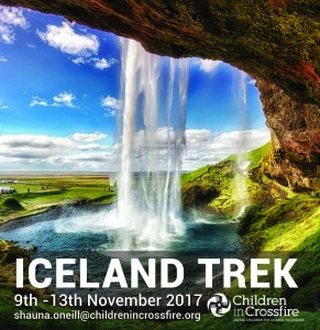 Trek Iceland | Children In Crossfire