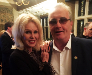 Joanna Lumley And Richard Moore | Children In Crossfire