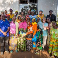 Micro Financing Group in Tanzania | Children In Crossfire