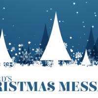 Richard's Christmas Message