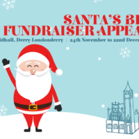 Santa's Big Fundraiser Appeal
