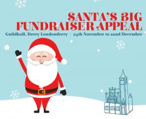 Santa's Big Fundraiser Appeal