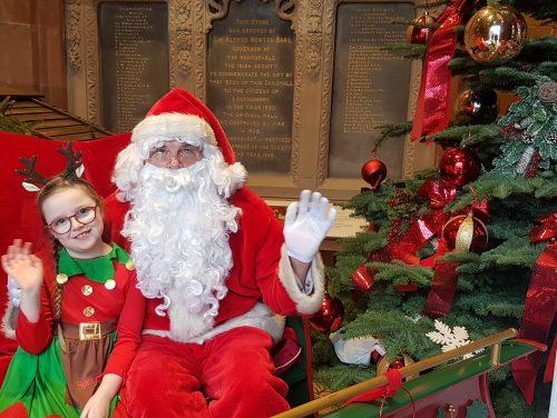 Santa's Little Helper, Maya McLaughlin