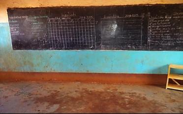 Classroom before Fursa