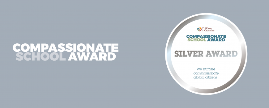 Compassionate School Award - Featured Image - Silver