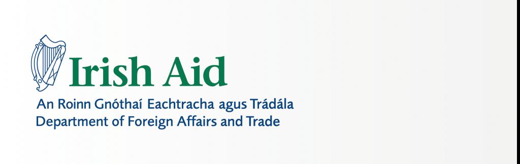 Irish Aid Banner